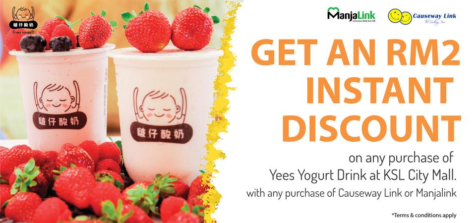 Yees Yogurt Malaysia