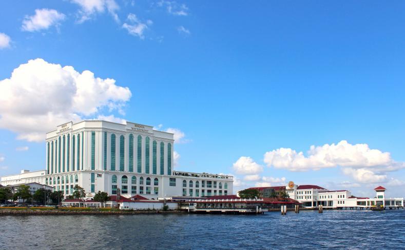 Exterior of Berjaya Waterfront Hotel Johor Bahru