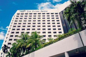 Exterior of The Puteri Pacific Hotel