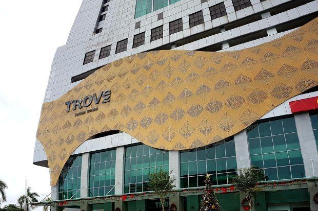 Exterior of Hotel Trove Johor