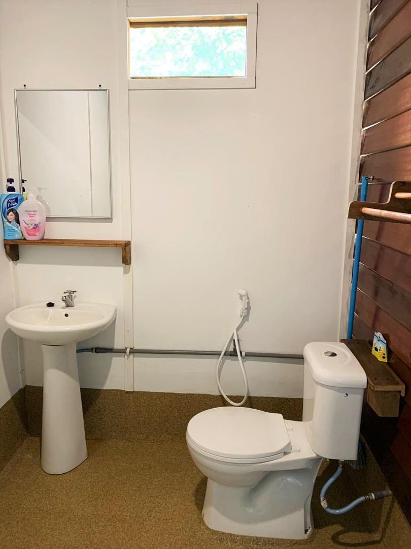 Pulau Kapas D Seri Kapas Resort Bathroom