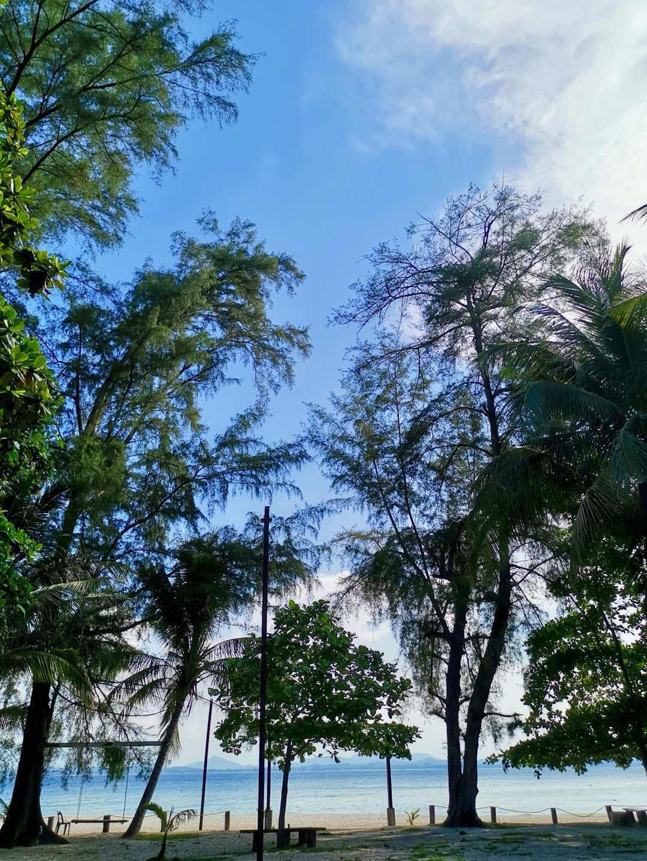 Chilling at Pulau Kapas